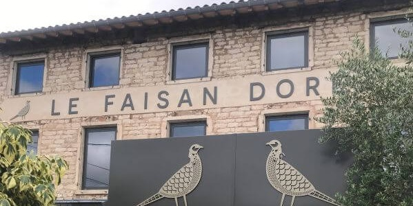 Le Faisan Doré restaurant chooses AGIVIR products
